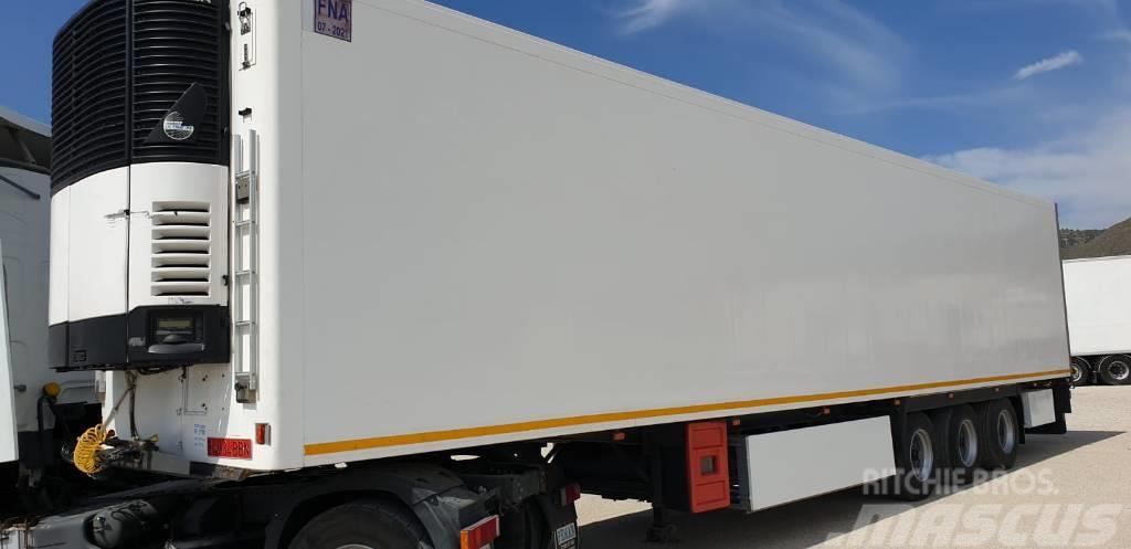 Lecinena semiremolque frigorifico SRP-3ED