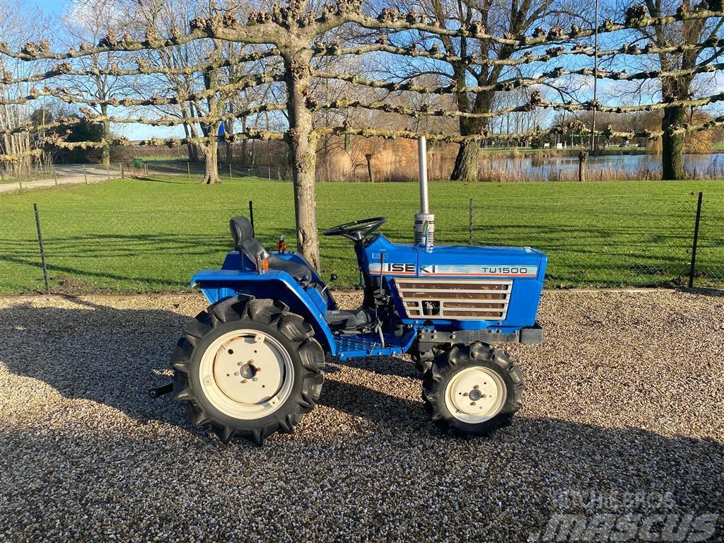 Iseki TU 1500 Minitractor / Mini Tractor
