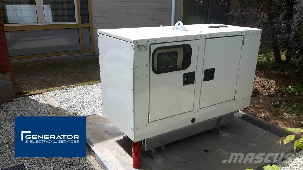 Perkins Single Phase Silent 25 kVA Prime 27.5 kVA Standby