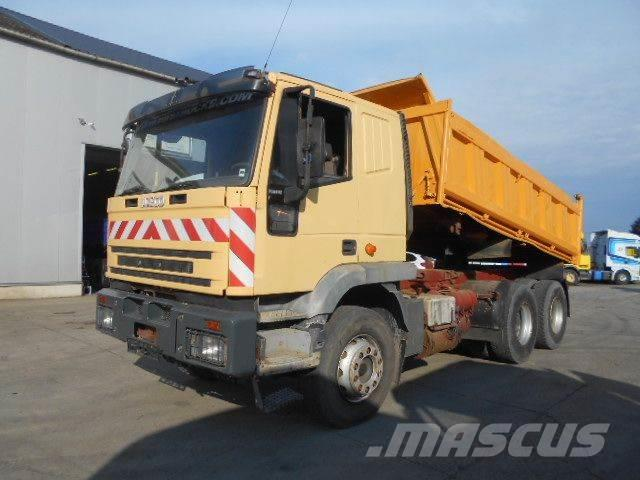 Iveco EUROTRAKKER 260 E 42 (BIG AXLE / STEEL)
