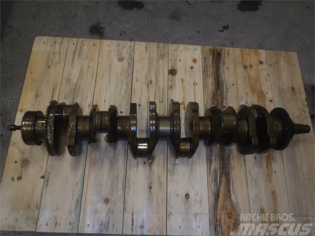 [Other] Crankshaft Challenger MT 665B