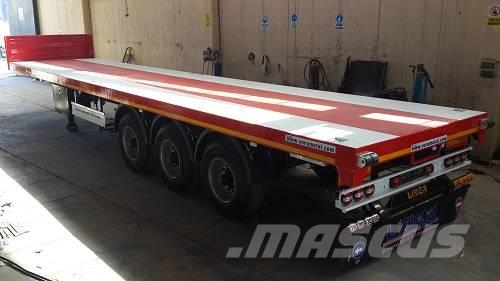 Lider Flatbed semi-trailers