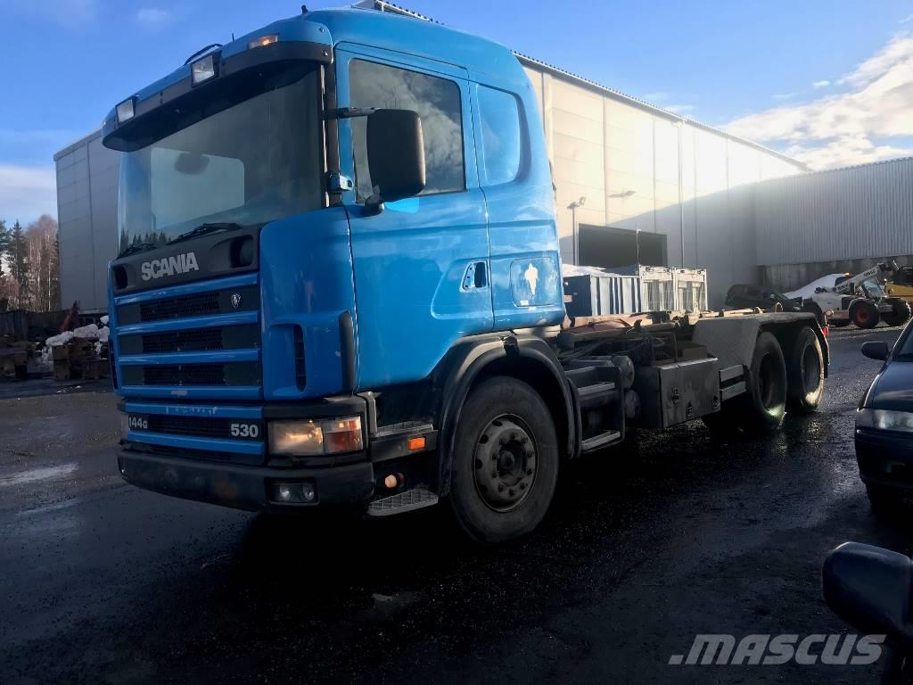 Scania R144GB6X4NA530, for parts