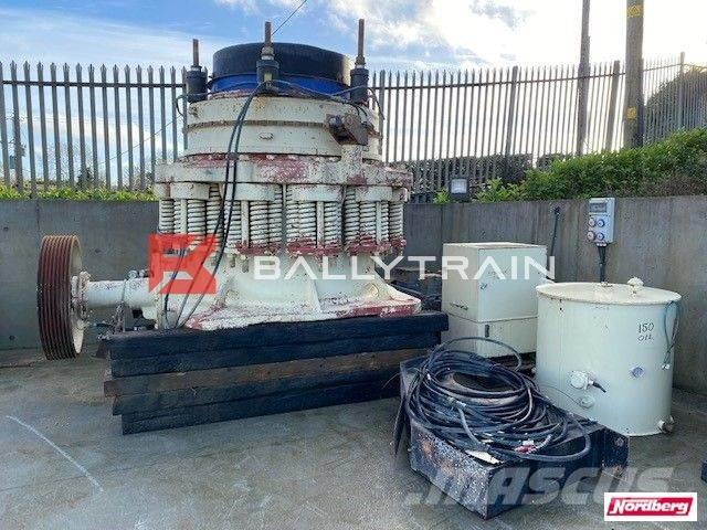 Nordberg 4 1/4FT Cone Crusher