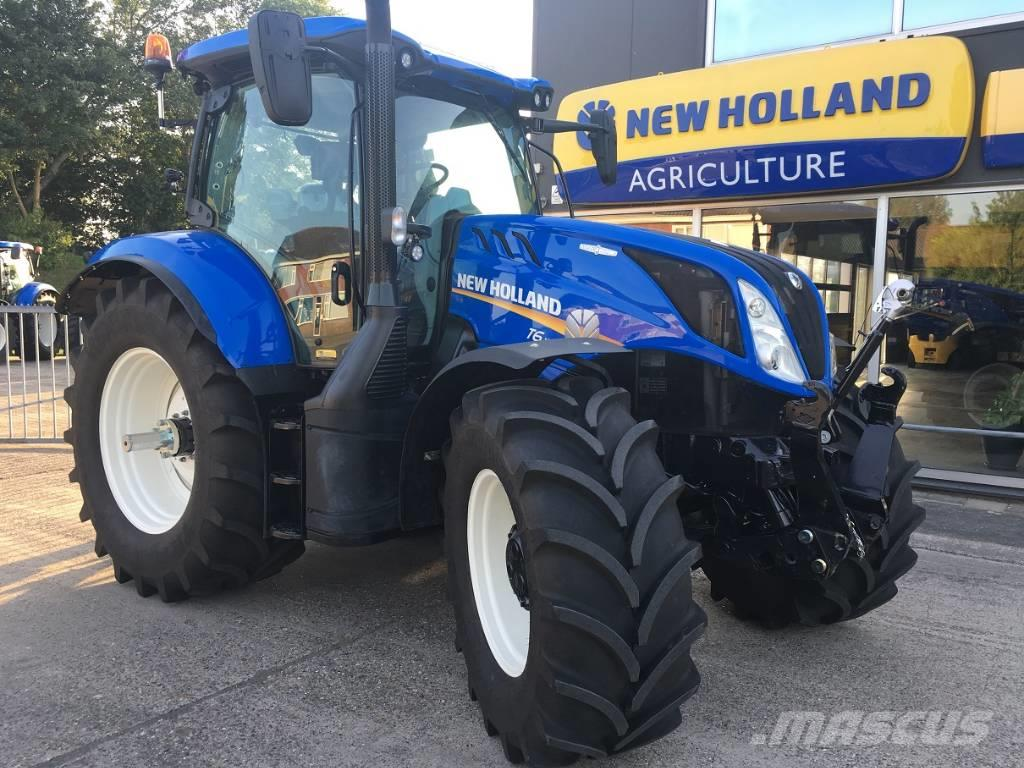 New Holland T6.175 Auto Command DEMO