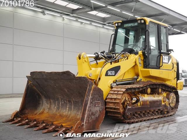Caterpillar 963 D Nice and clean condition - ripper valve - EP