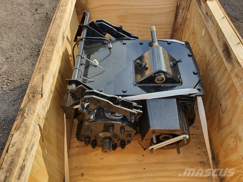 CNH new gearbox cnh new holland case