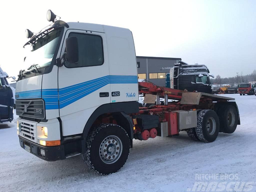 Volvo FH12 6x2 420 hv
