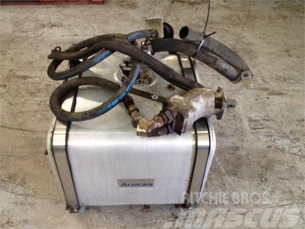 Universeel Hydraulic tank 220 Liter + PTO