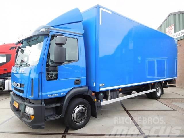 Iveco ML120E22-P / EURO 5 EEV / SLUITKLEP / L723W250H240