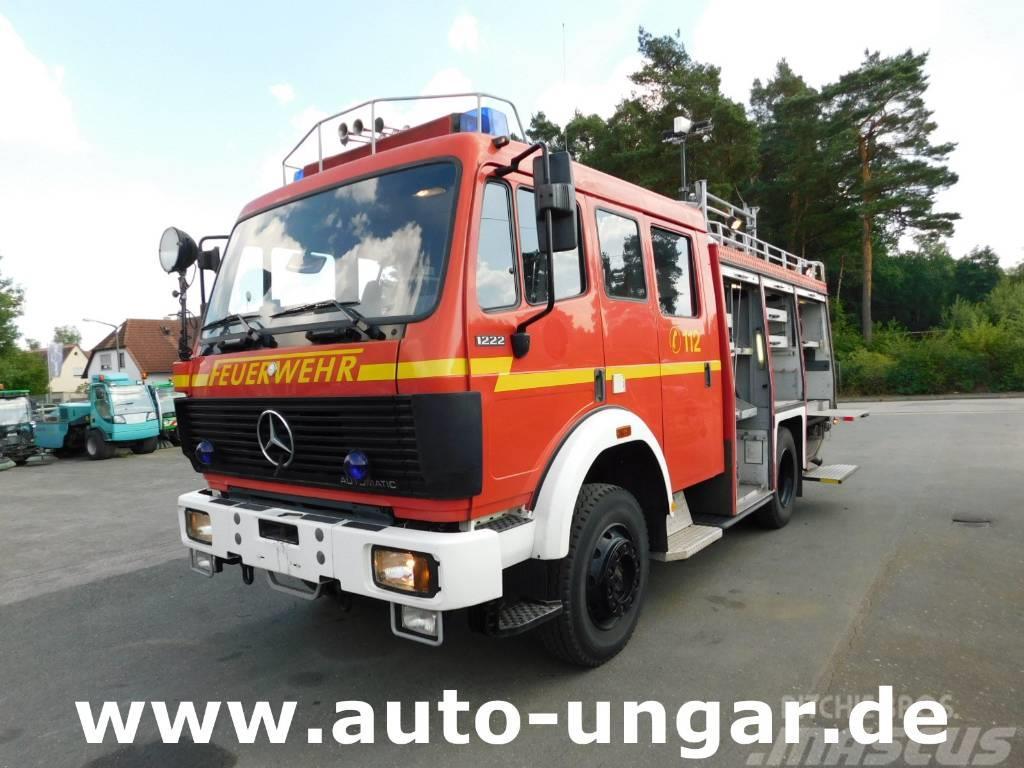 Mercedes-Benz 1222 AF 4x4 TLF16/25 Feuerwehr