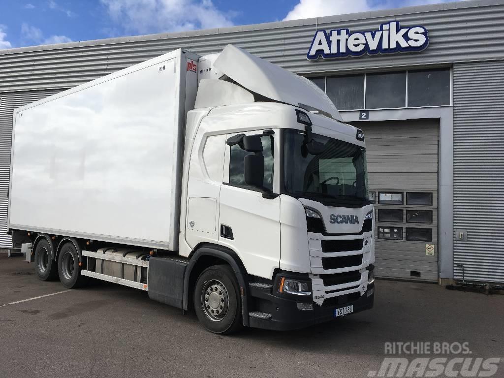 Scania R520LB6X2 NEXT GENERATION