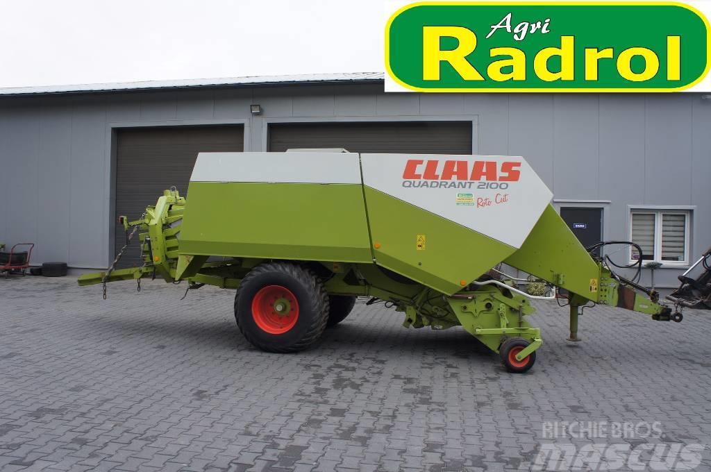 CLAAS Quadrant 2100 Roto Cut