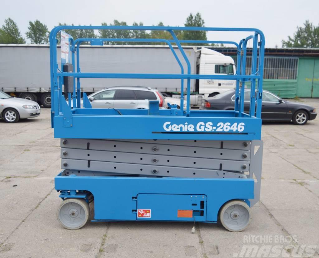 Genie GS 2646 2006r. (650)