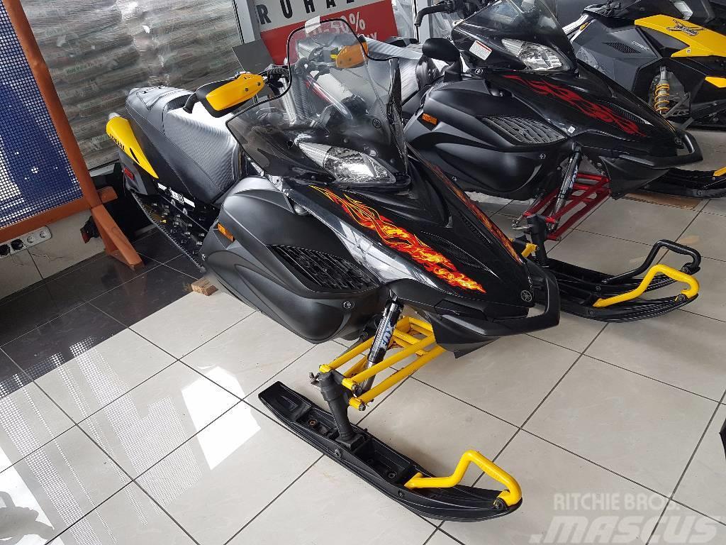 Yamaha Apex RTX 2007 1500km