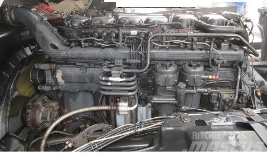 Scania R480 DC1307 XPI engine