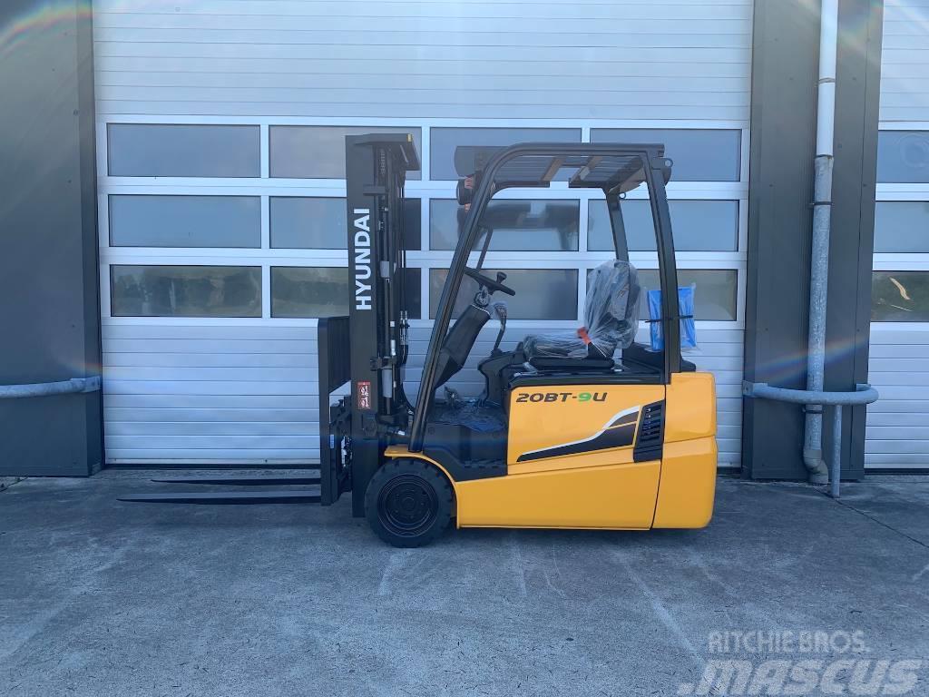 Hyundai 2 ton elektrische heftruck 20BT-9U vorkheftruck tr