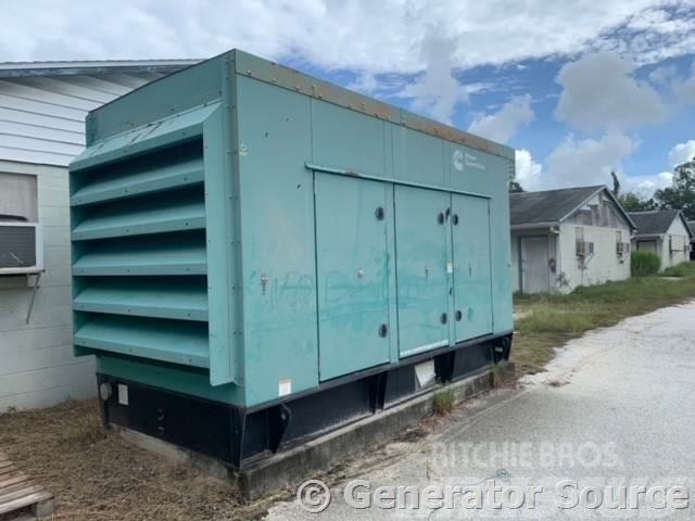 Cummins 250 kW - JUST ARRIVED IN FL