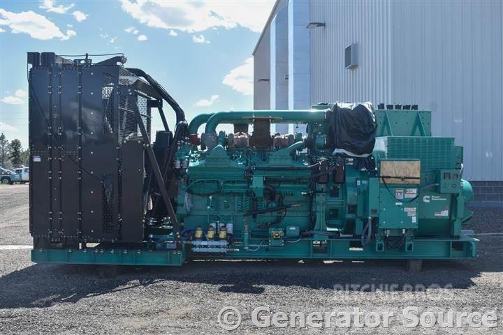 Cummins 2500 kW - JUST ARRIVED