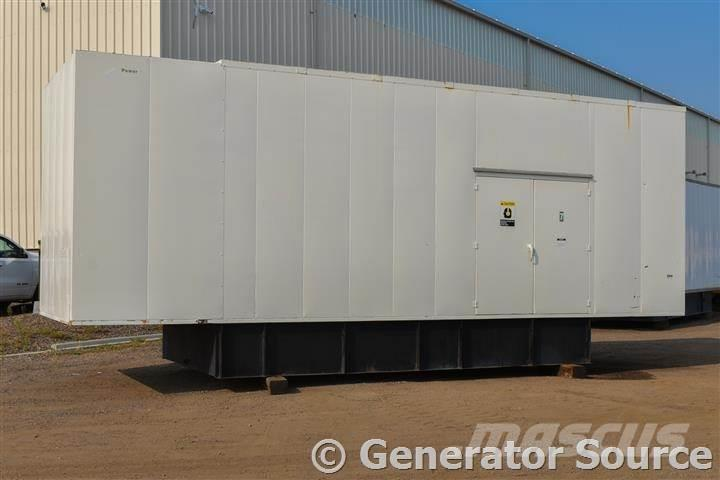 Cummins 750 kW - JUST ARRIVED