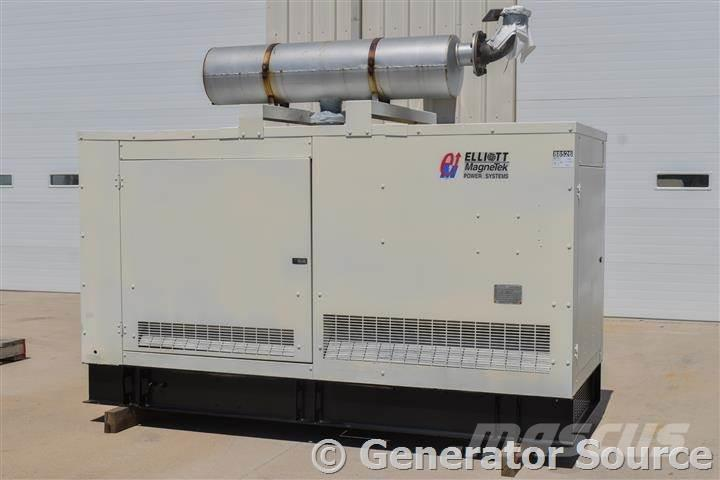 Elliott Magnatek 200 kW