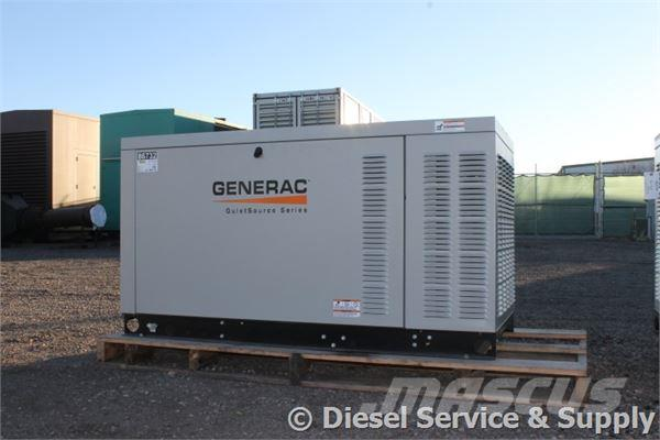 generac -20-kw  ano de fabrico  2012