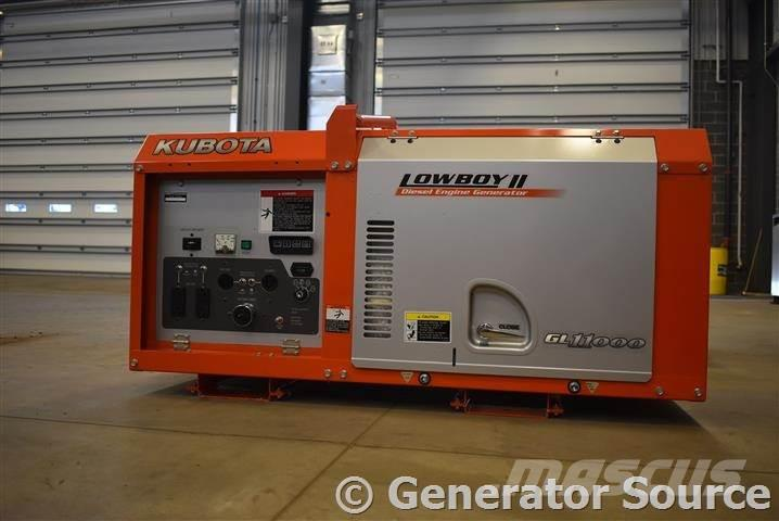 Kubota 11 kW