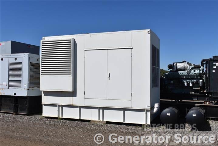 MTU 750 KW