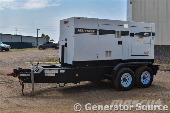 MultiQuip 100 kW - JUST ARRIVED