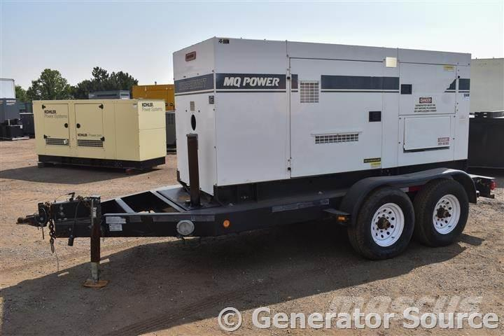 MultiQuip 120 kW
