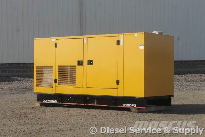 Olympian 100 KW_other Generators Year of Mnftr: 2005  Pre