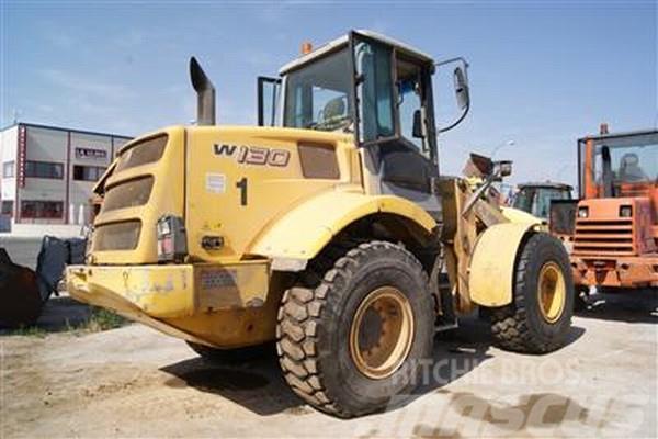 New Holland W130 EV