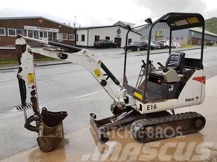 Bobcat E16 AEM CANOPY