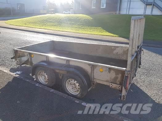 Ifor Williams TRAILER GD105