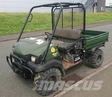 Used Kawasaki 3010 DIESEL MULE other Year: 2005 for sale
