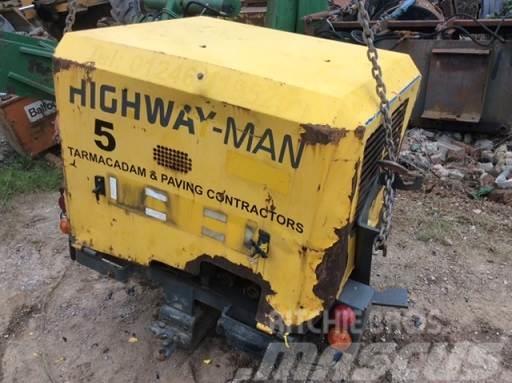[Other] HIGHWAY-MAN 5 HYDRAULIC COMPRESSOR