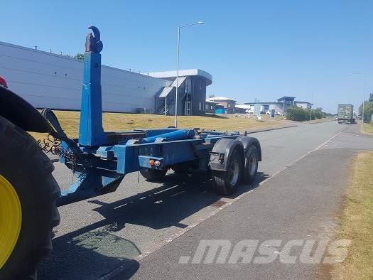 [Other] HOOKLIFT TRAILER 2 AXLE