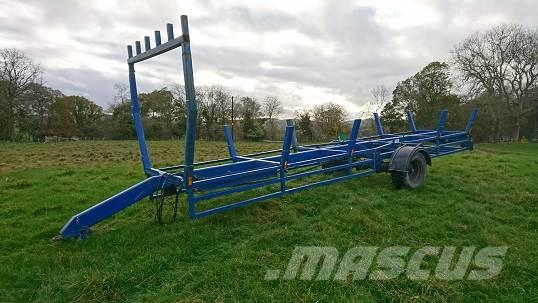 [Other] POLE CARRYING TRAILER