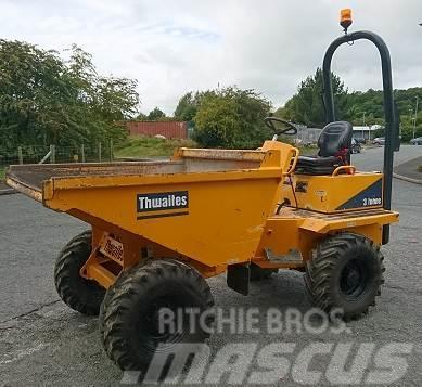 Thwaites 3 TONNE STRAIGHT (MACH 570)