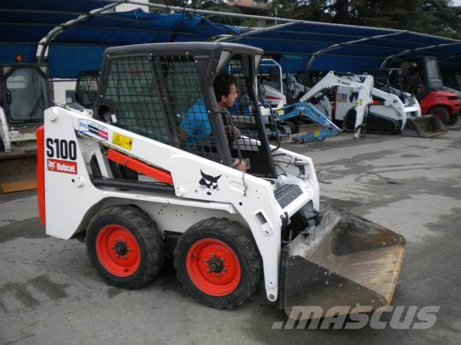 Bobcat S100 E