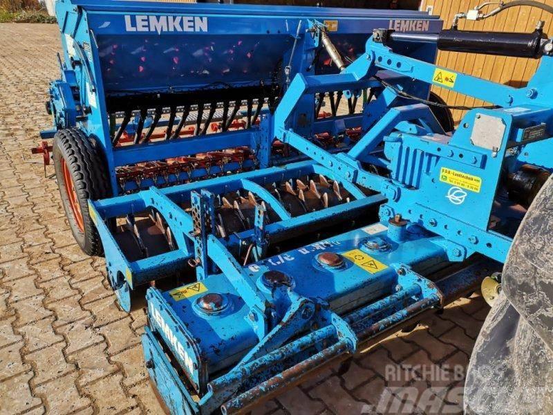 Lemken Zirkon 9/300 + EuroDrill 300/25