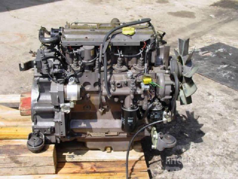Deutz BF4M1012EC - motor second hand