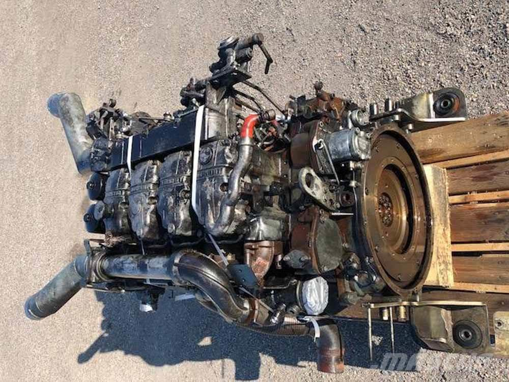 Liebherr D934L - motor second hand - din dezmembrare