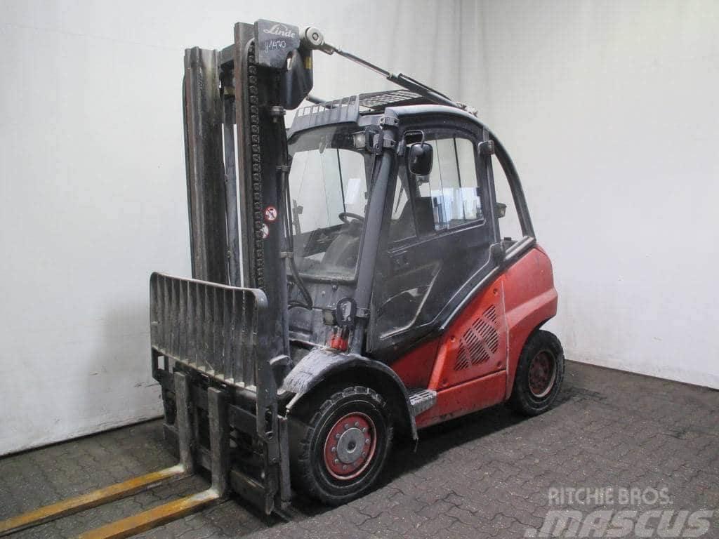 Linde H40d - stivuitor diesel second hand - revizii la z
