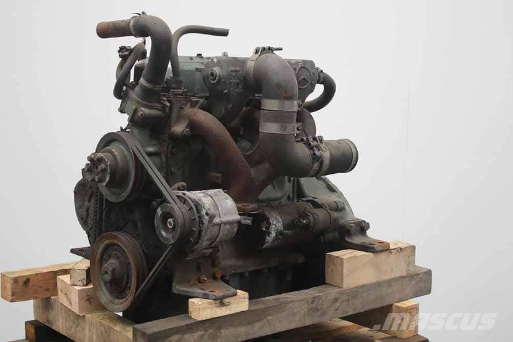 Mercedes-Benz OM364 motor second hand - piese motor Mercedes