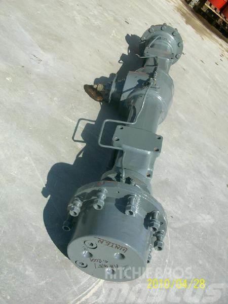 [Other] Axa spate pentru excavator pe pneuri O&K MH 4.5