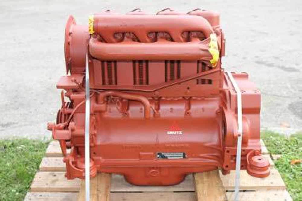 [Other] Motor Deutz F4L912W