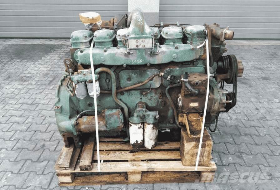[Other] Motor Volvo TD100G