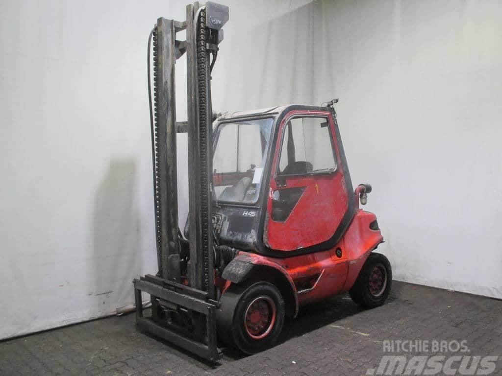 [Other] Stivuitor Linde H45 motor diesel , 2644 ore de fun