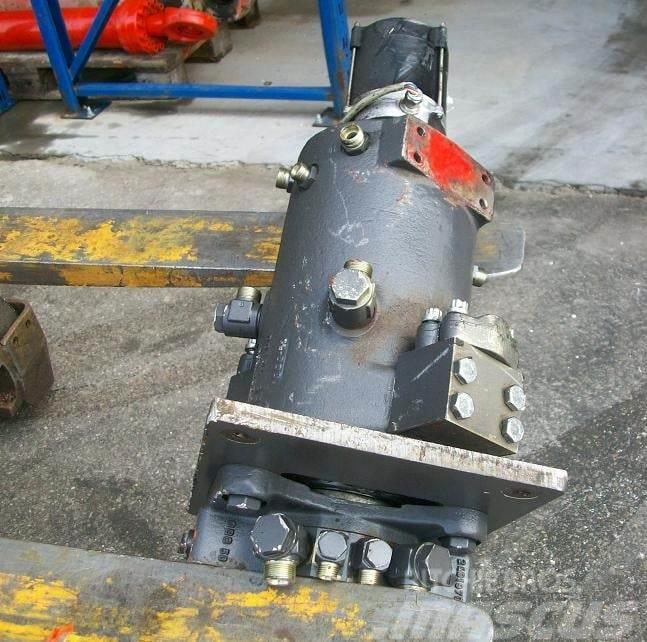 [Other] Stoc reductor de rotire pentru excavator O&K MH 4,